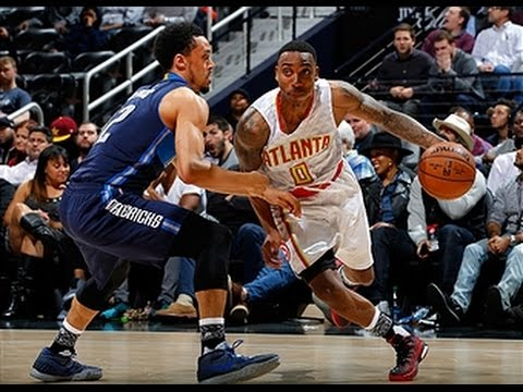 Jeff Teague Drops Season-High 32 Points on Dallas