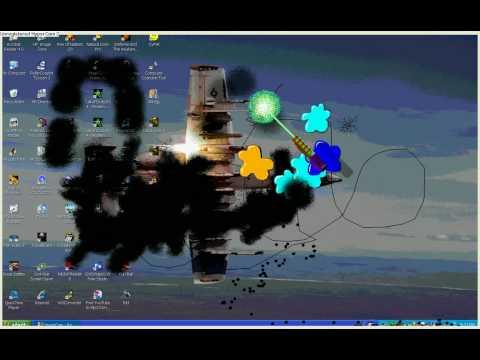 Realy cool desktop destruction tool