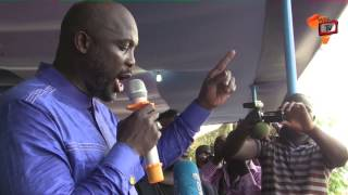 George Weah Accepts to Contest Presidency in 2017: Promises Cleaning the Education Mess