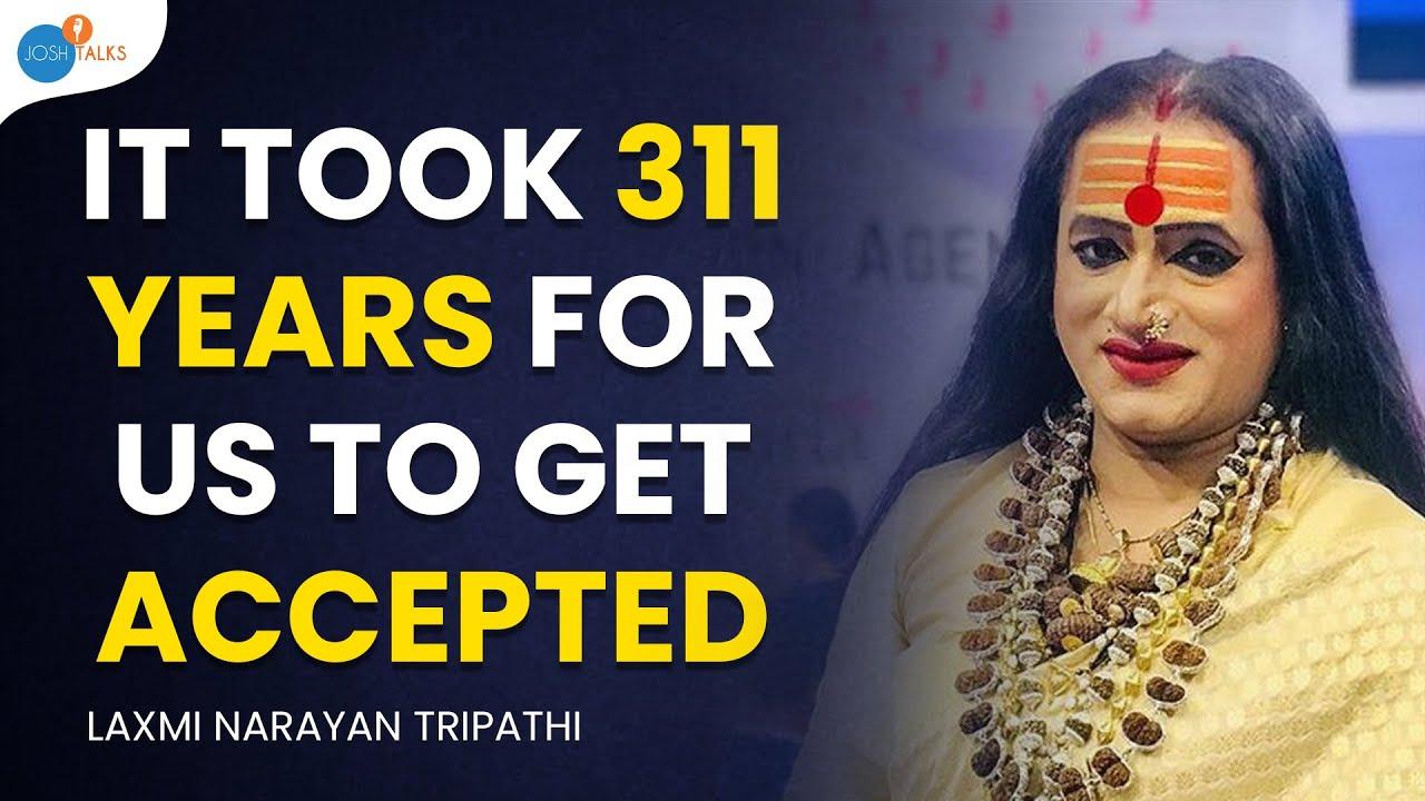 Why I Chose To Become A Hijra?   Laxmi Tripathi   Powerful Life Lessons