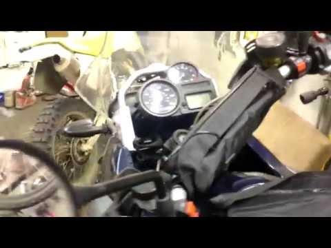 Сумка на руль для мотоцикла (Все для Мото)