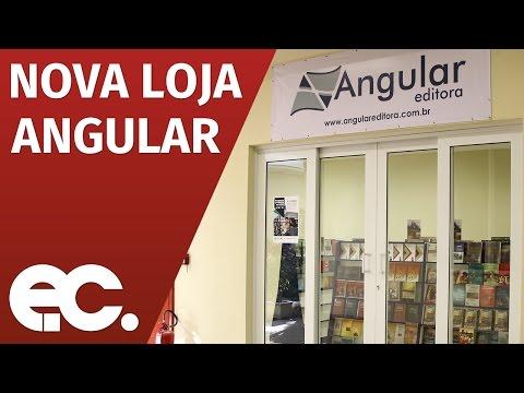 Inauguração da Loja Angular Editora