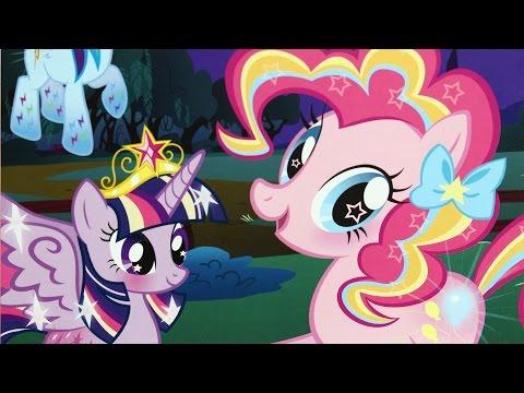 Pinkie Pie - Cutie Mark Light Up Plush / Pinkie Pie Z Dźwiękiem I Światlem - My Little Pony