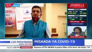 Jamii ya Hindu yatoa misaada ya COVID-19