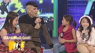 GGV: Caroling stories with Lyca, Elha and Esang