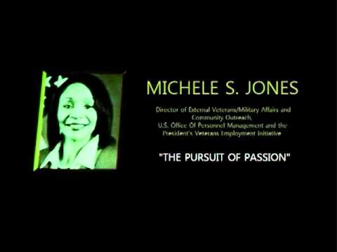 """IN"" session with... Michele S. Jones, US Army, Retired"