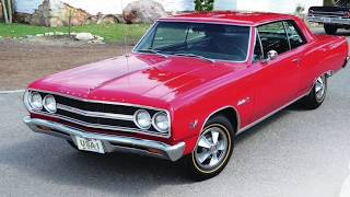 Clash of the Classics - 1965 Buick Skylark vs. 1965 Chevrolet Chevelle SS