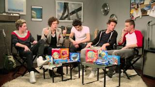 One Direction joins the Oreo cookie v. crème debate