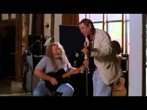 Tom Barnaby  playing the guitar! Midsomer Murders