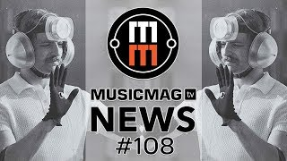 MUSICMAG TV NEWS #108: DSI Prophet XL, Google-секвенсор и целая куча странностей!