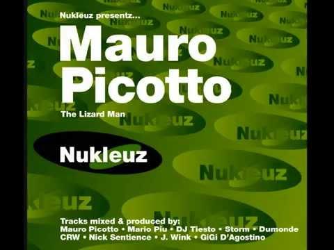 Mauro Picotto - The Lizard Man (CD 2) Salty