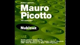 Mauro Picotto - The Lizard Man (CD 2) Salty