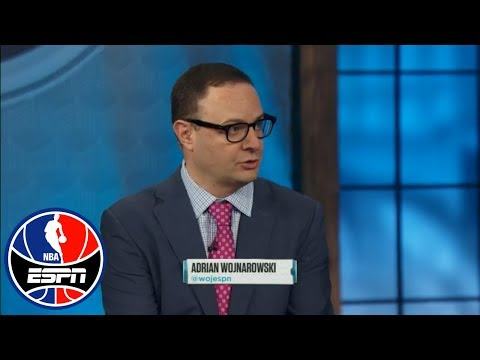 Woj: There's hope that Joel Embiid only misses one playoff game | NBA Countdown | ESPN