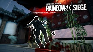 I put Wii music over funny Rainbow Six Siege deaths
