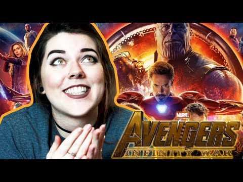 Avengers: Infinity War TRAILER #2 REACTION!!!
