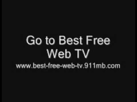 Free Web Television