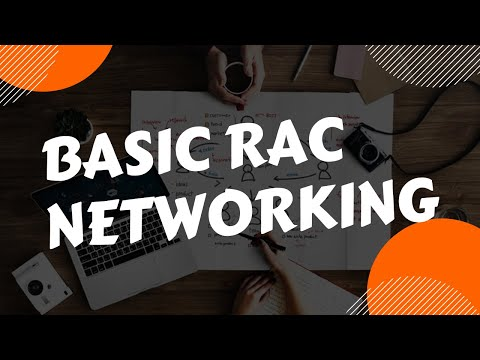 Basic network details every RAC DBA should know | Public and private IP addresses