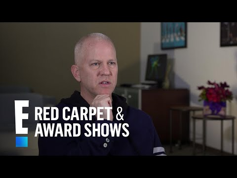 Ryan Murphy Gushes Over Sarah Paulson & Jessica Lange | E! Live from the Red Carpet
