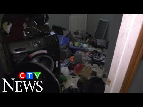 'I will never rent again': Ontario landlord speaks out after property destroyed