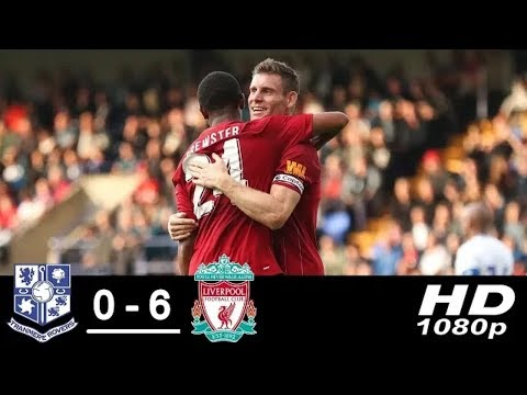 Tranmere Rovers vs Liverpool 0-6 All Goals & Highlight 11/7/19
