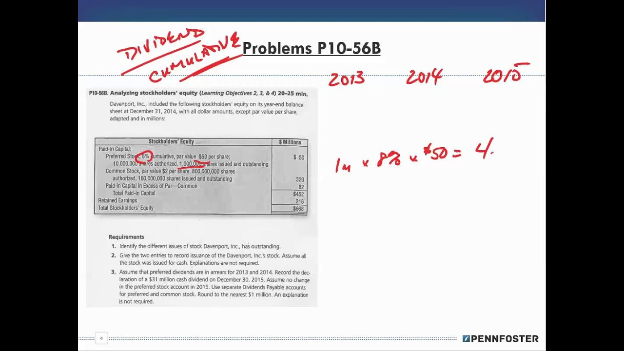 Financial Accounting Ch 10 Problems Group B P10 56B - YouTube