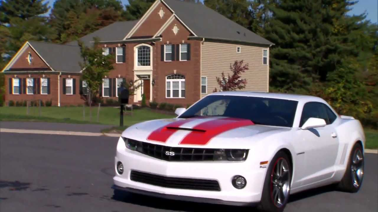 Car Keys 2011 Slp Zl585 Camaro Youtube
