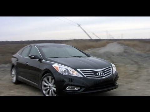 2013 Hyundai Azera Review   0-60 Road Test   MPGomatic