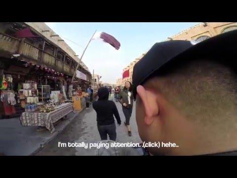 Shoot Street #1| Fuji X100T + GoPro in Doha, Qatar