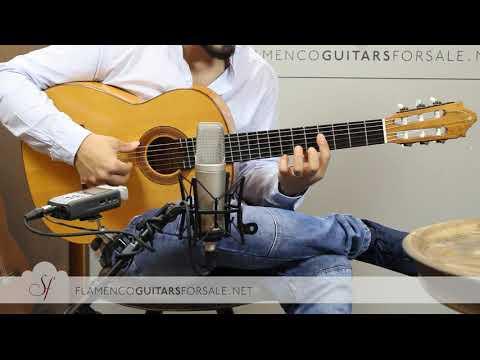 VIDEO TEST: Manuel Bellido 1991 flamenco guitar for sale