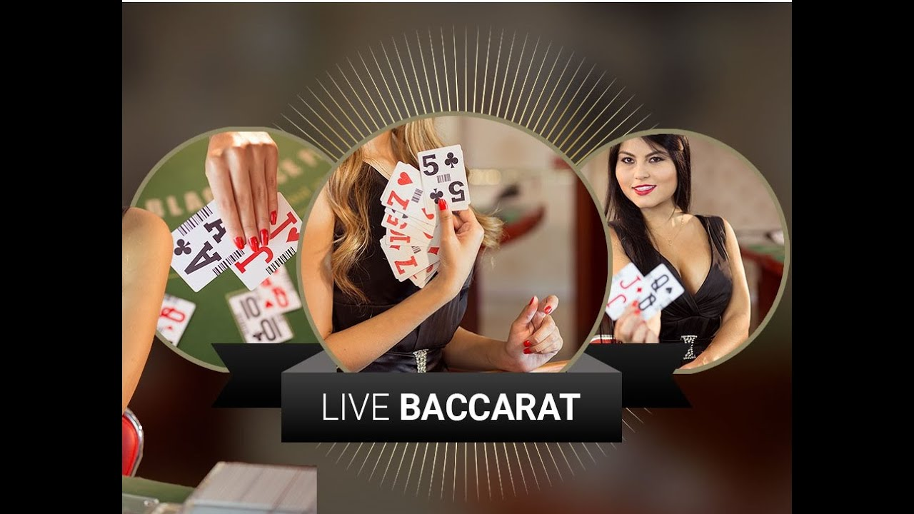 Vivo Gaming Live Dealer Casino Baccarat Early Draw V1 Youtube