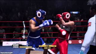Fight Night Champion 'Playthrough PART 1' TRUE-HD QUALITY