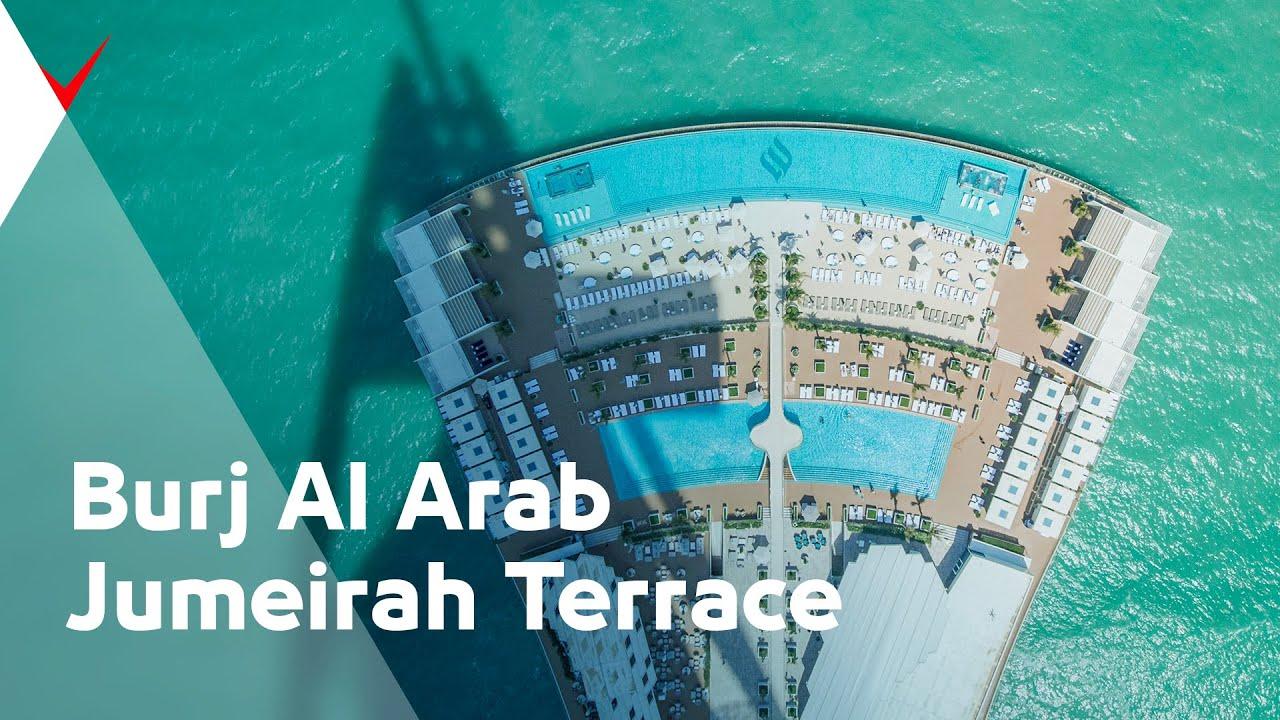 Burj Al Arab Jumeirah Terrace Launch Event Youtube