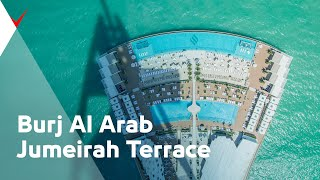 Burj Al Arab Jumeirah Terrace launch event