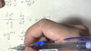 07隐函数微分法证明幂函数的导数公式(次幂为分数).wmv