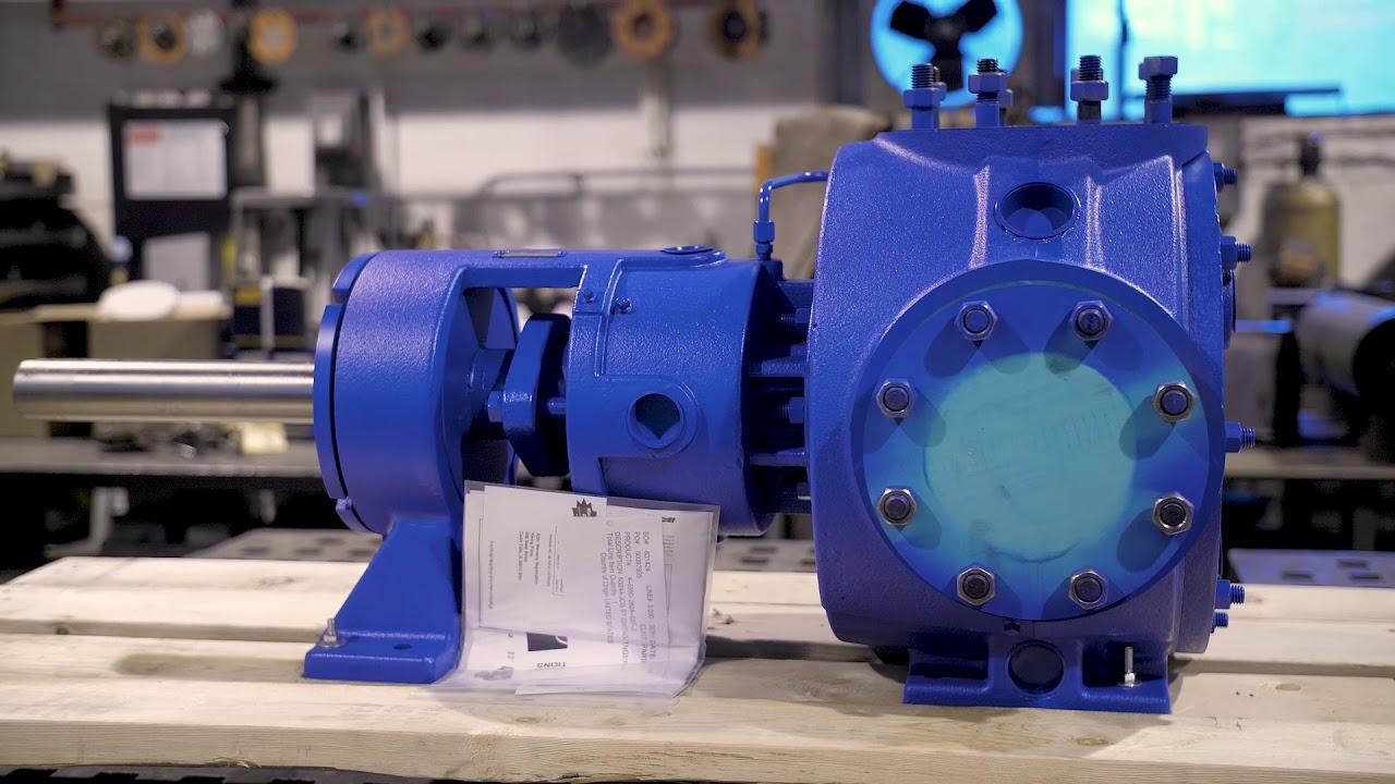 Work Order Management System for Pump Distributors | Tribute