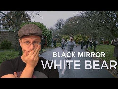 Black Mirror Review - White Bear (SPOILERS!)