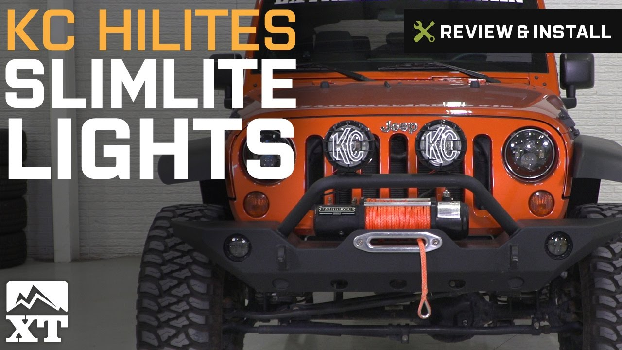 6 Kc Lights Wiring Harness Electrical Diagrams Jeep Wrangler Hilites Slimlite 1987 2017 Yj Tj Jk Light Diagram