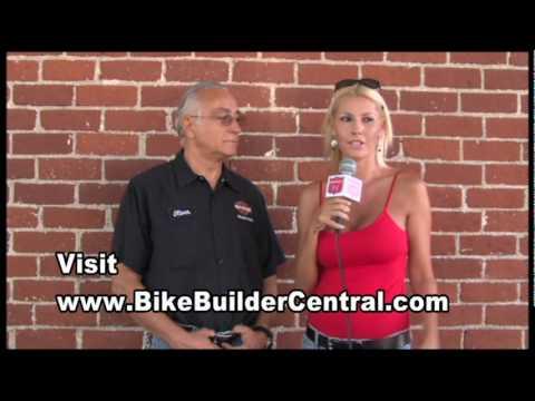 Bike Builder Central Host Shannon Codner Love Ride...
