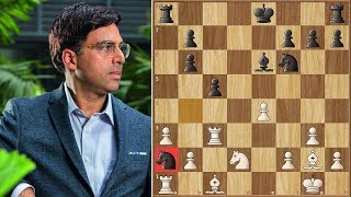 Inspiration to Everyone || Liren Ding vs Anand || Lindores Abbey Chess Stars (2019)