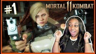 I'M FINALLY BACK!! | Mortal Kombat 11 Story Mode Part 1