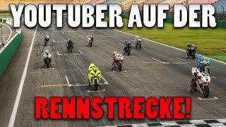Großes Youtubertreffen auf der Rennstrecke   Hockenheimring mit EYBIS.com