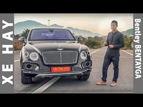 Đánh giá xe Bentley Bentayga tại Việt Nam [XEHAY.VN]   4k  2016 2017