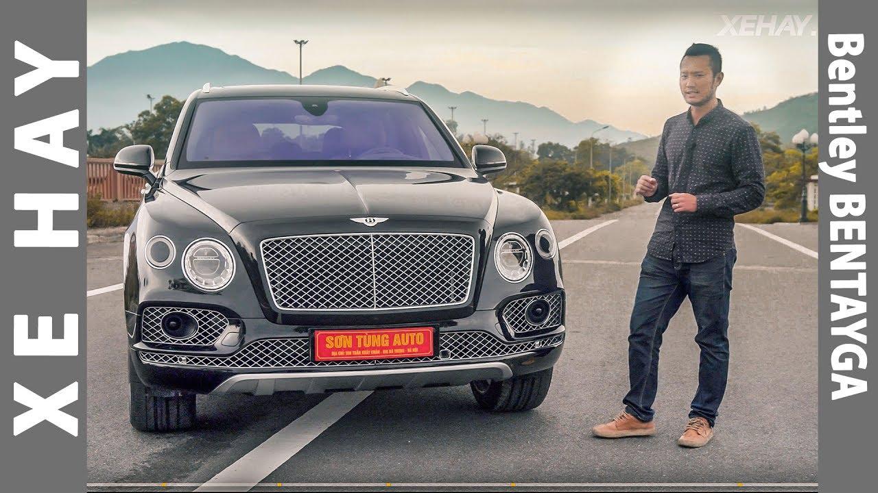 Đánh giá xe Bentley Bentayga tại Việt Nam [XEHAY.VN]  |4k| 2016 2017