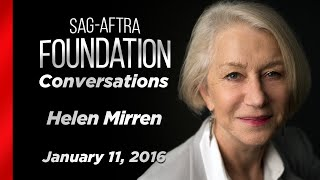 Conversations with Helen Mirren