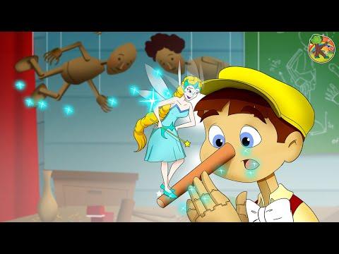 Pinokyo 🤥 KONDOSAN Türkçe çocuk masalları izle 2019 | Peri Prenses Çizgi Film TV Aç