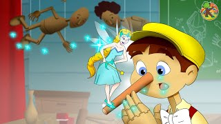 Pinokyo  KONDOSAN Türkçe - Çizgi Film \u0026 Masallar  Çocuk Masalları 13. Bölüm