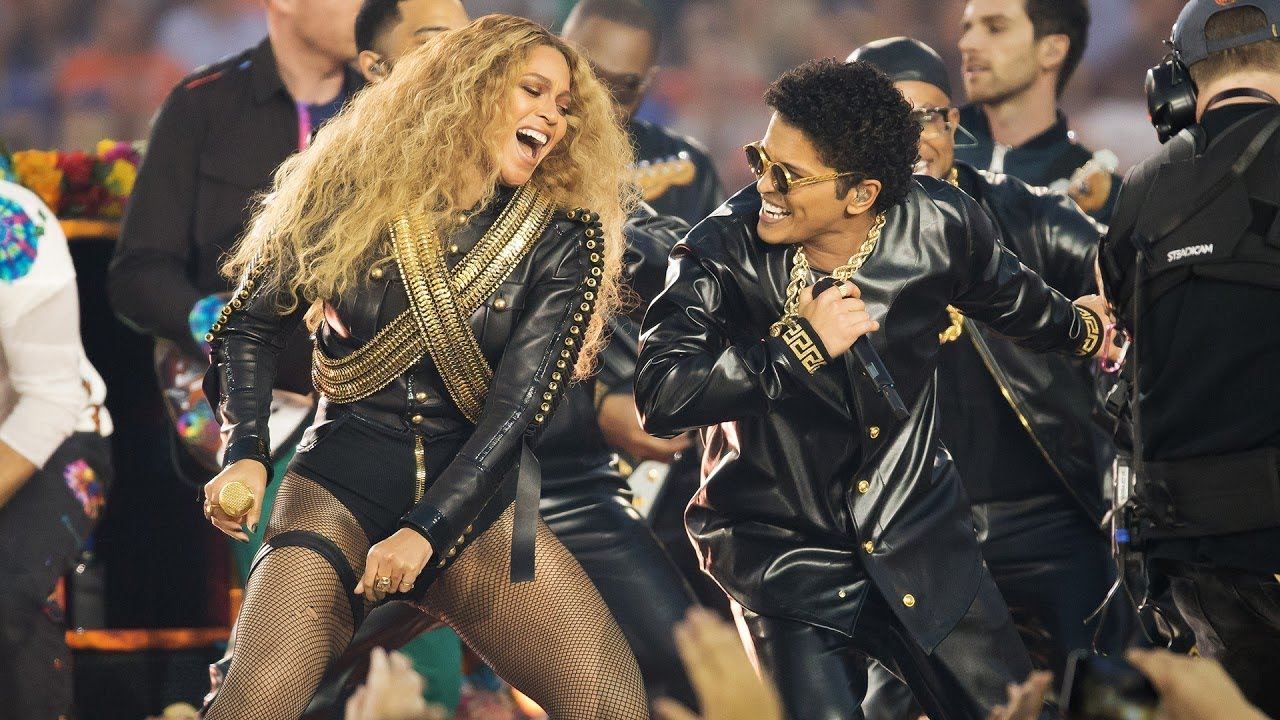 Beyoncé & Bruno Mars Crash the Pepsi Super Bowl 50 Halftime Show | NFL #1
