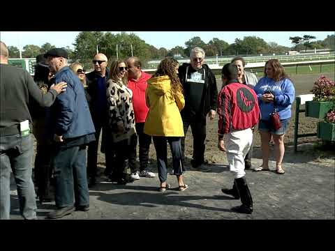 video thumbnail for MONMOUTH PARK 10-13-19 RACE 2
