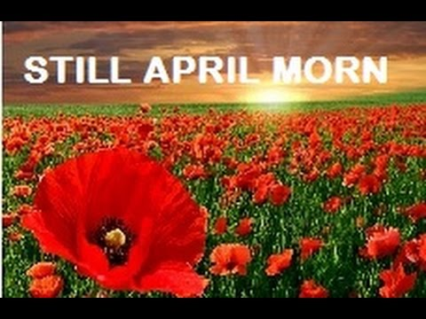 Still April Morn (The ANZACS) - A Tribute to the ANZACs and their Spirit