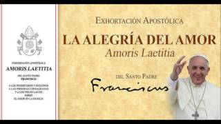 Amoris Laetitia - Libro del papa Francisco